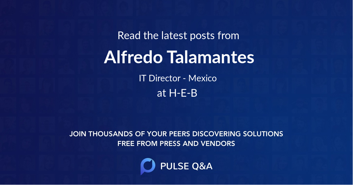 Alfredo Talamantes