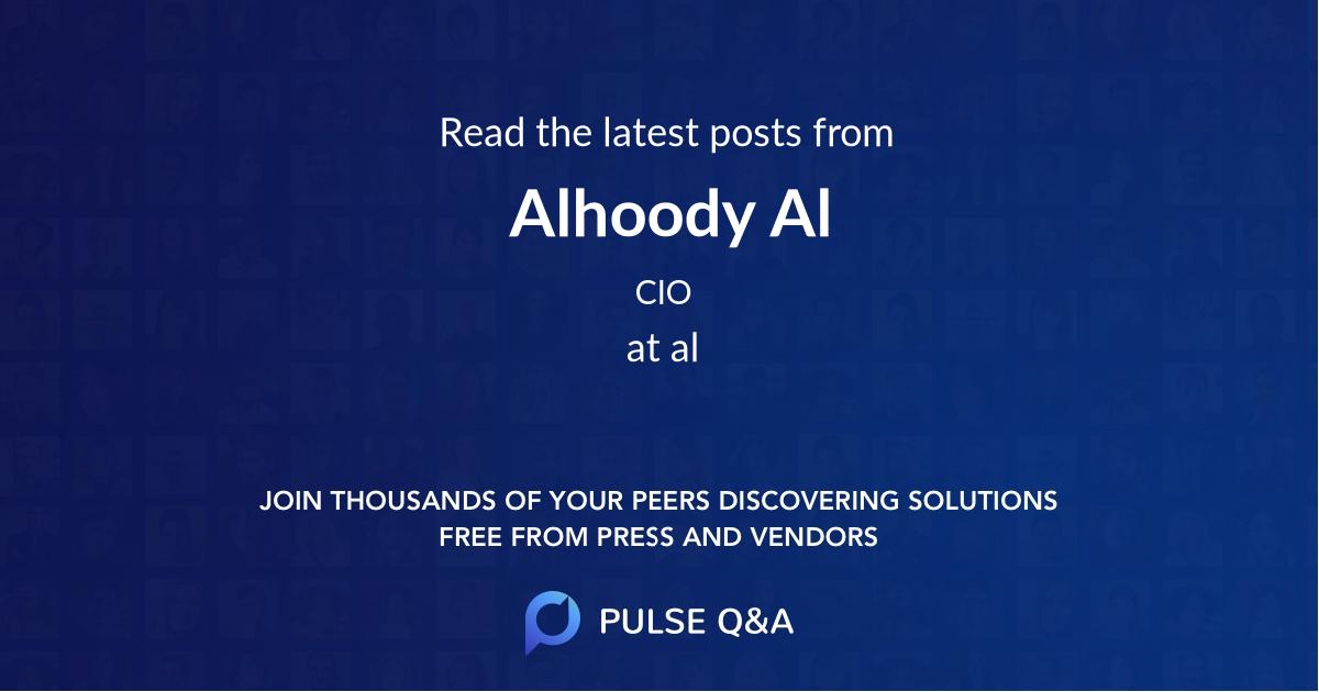 Alhoody Al