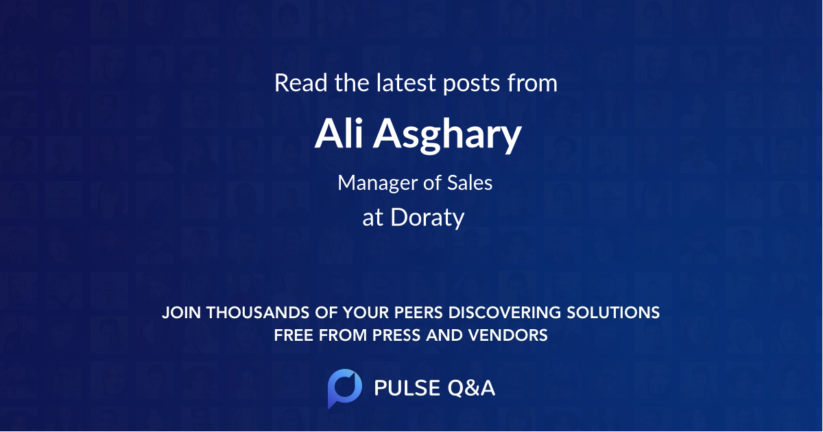 Ali Asghary