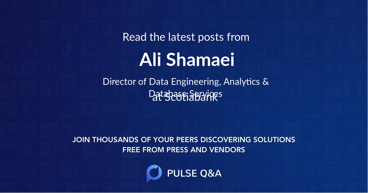 Ali Shamaei