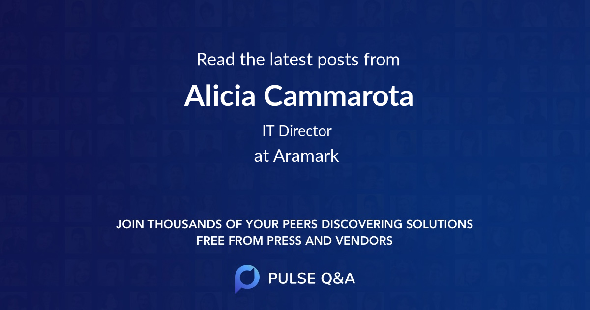 Alicia Cammarota