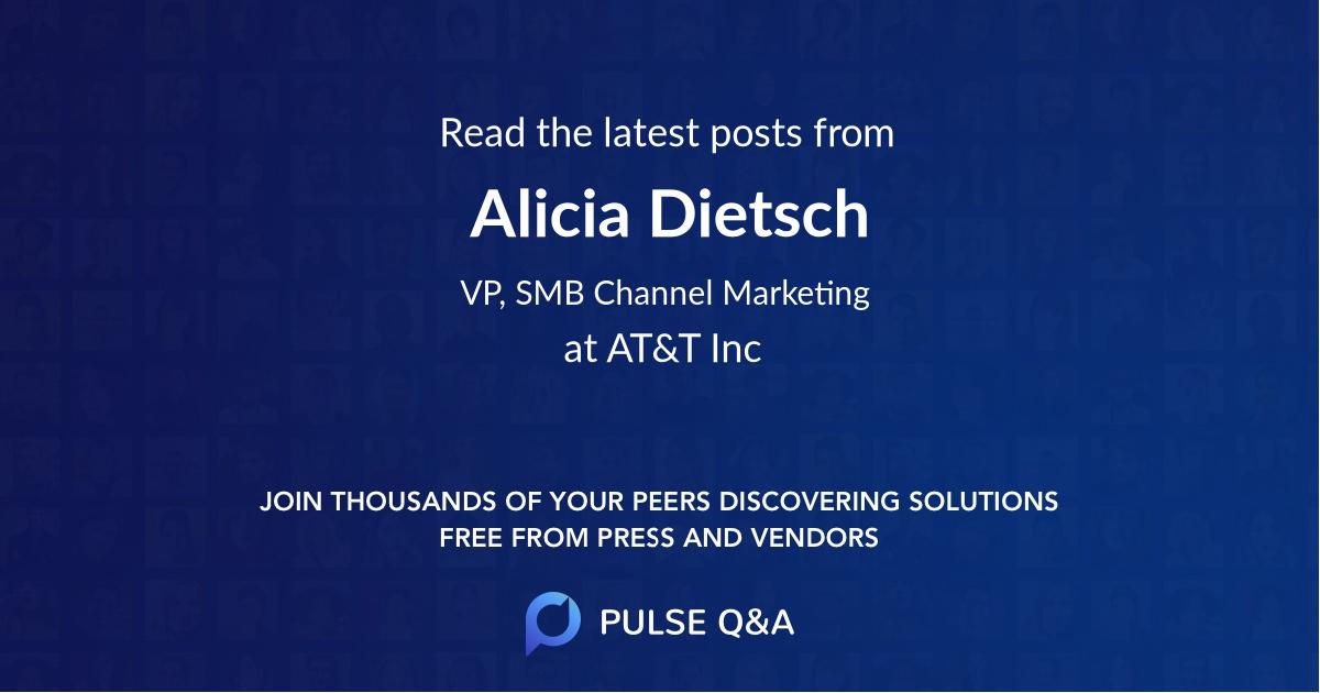 Alicia Dietsch