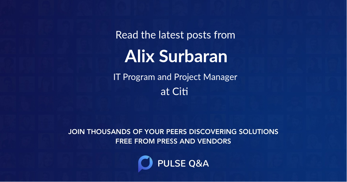 Alix Surbaran