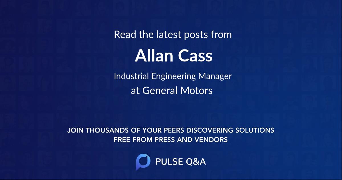 Allan Cass