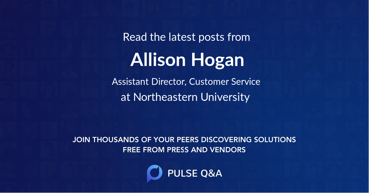 Allison Hogan