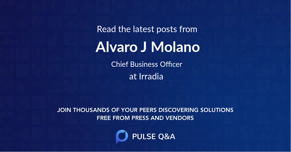 Alvaro J Molano