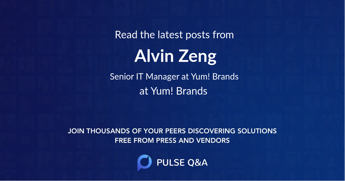 Alvin Zeng