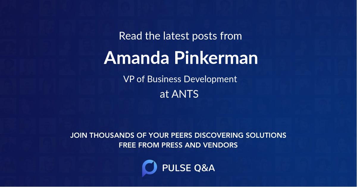 Amanda Pinkerman