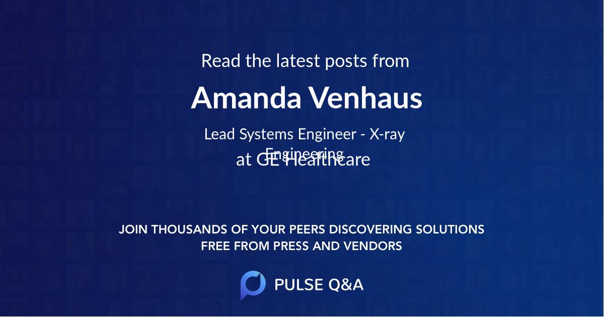 Amanda Venhaus