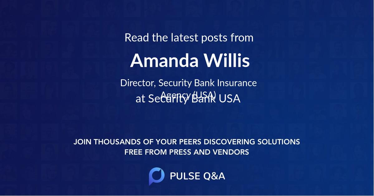 Amanda Willis