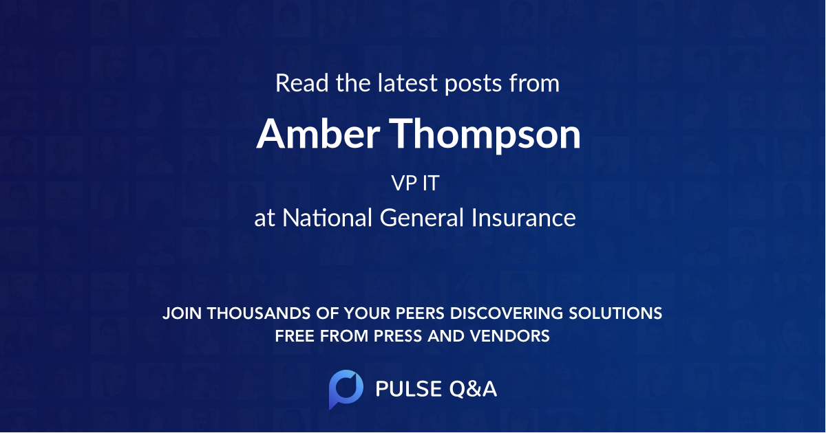 Amber Thompson