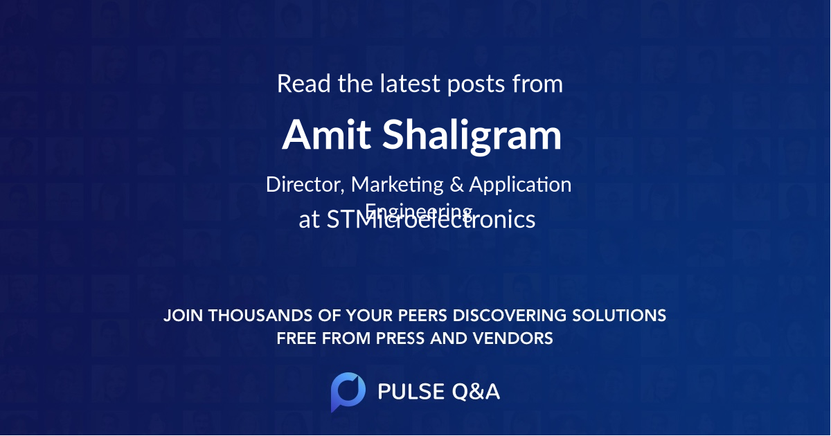 Amit Shaligram