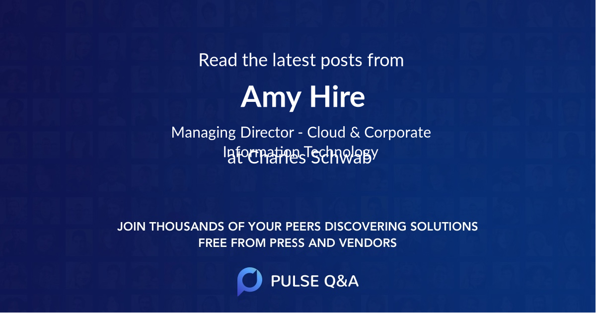 Amy Hire