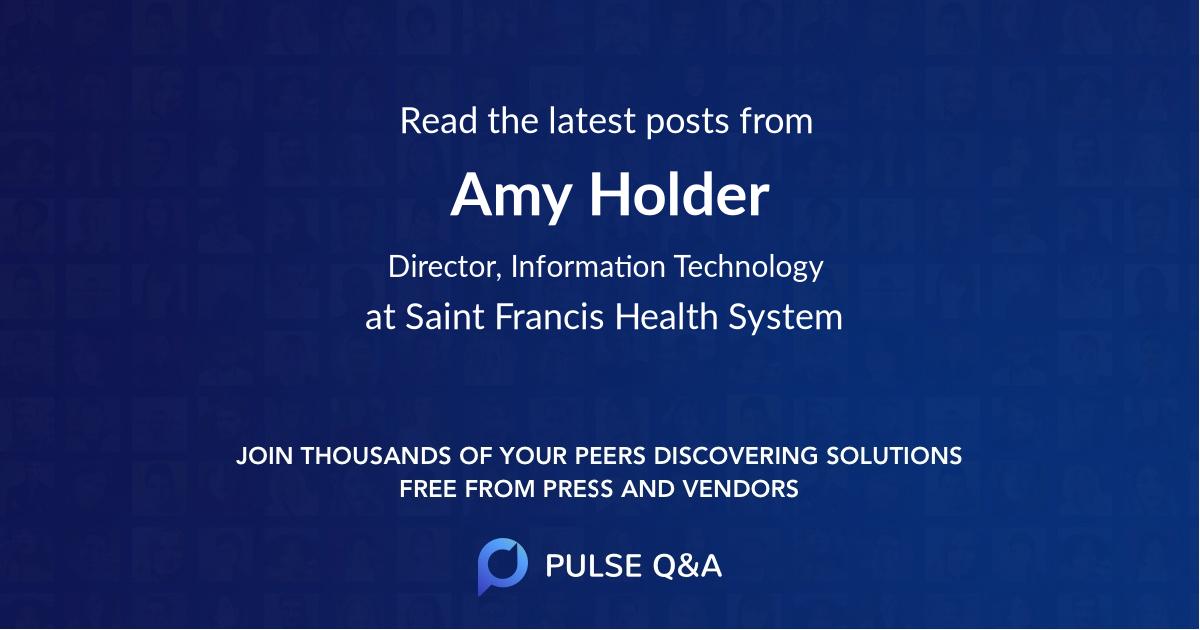 Amy Holder
