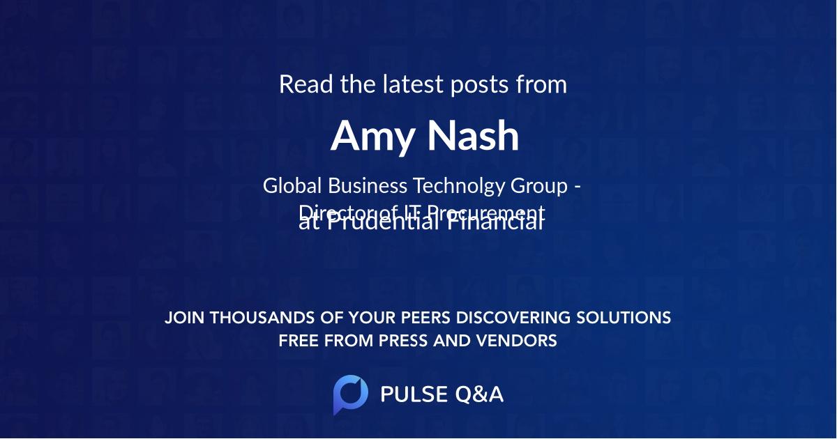 Amy Nash