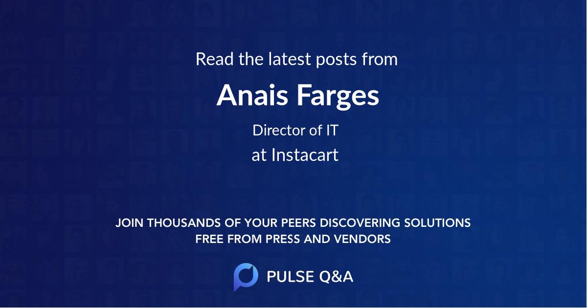 Anais Farges