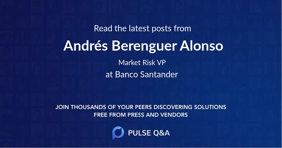 Andrés Berenguer Alonso