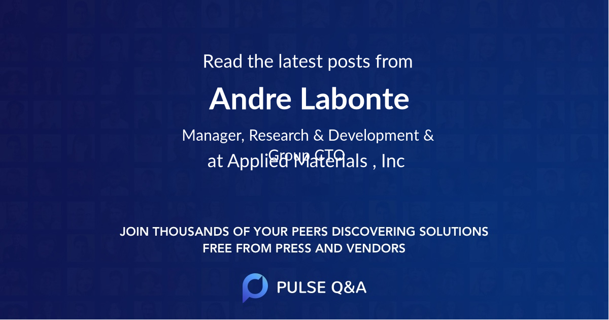 Andre Labonte