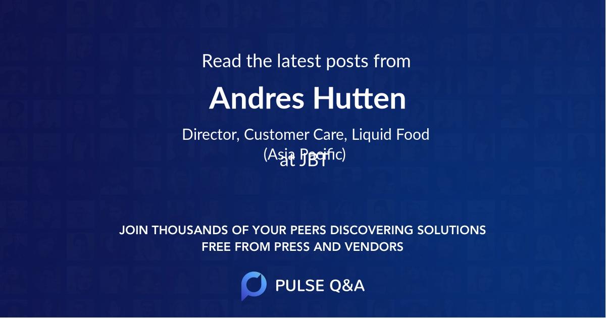 Andres Hutten
