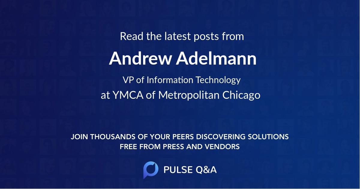 Andrew Adelmann