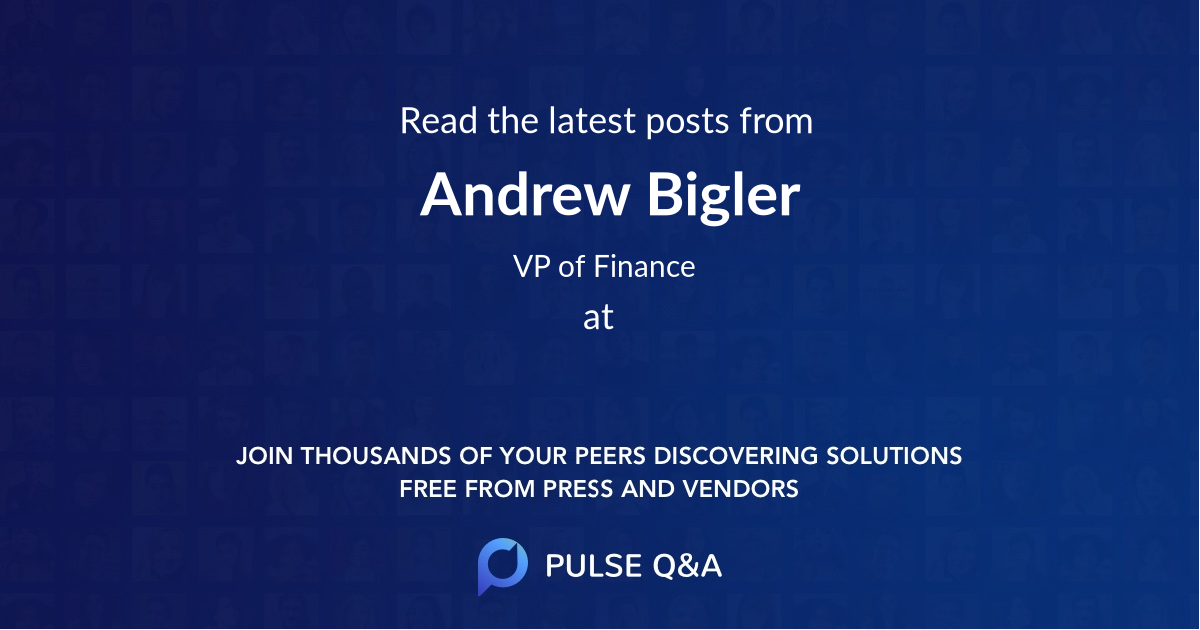 Andrew Bigler