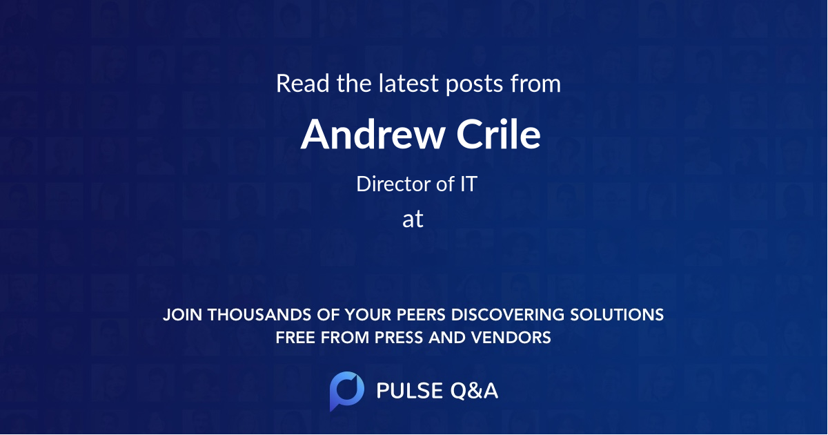 Andrew Crile