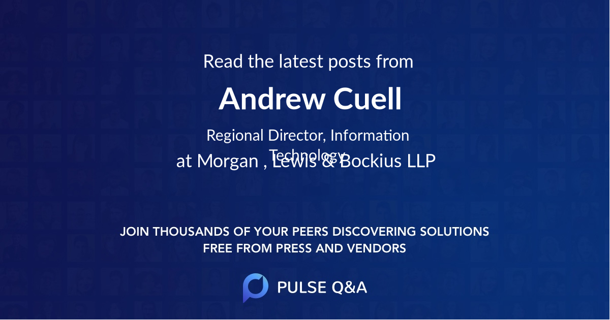 Andrew Cuell