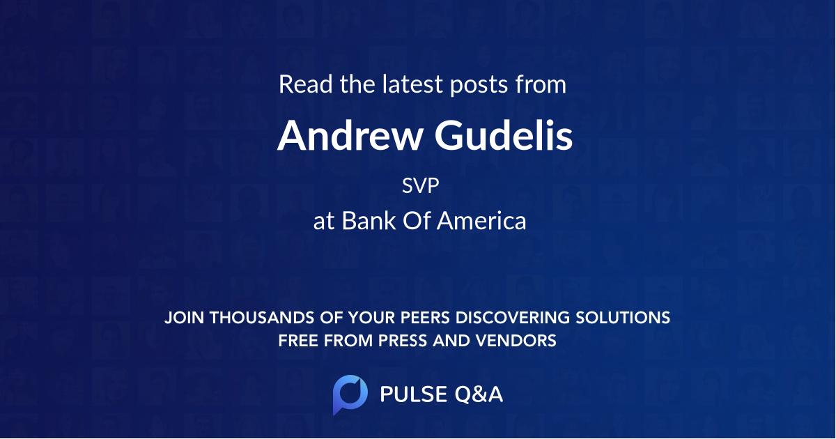 Andrew Gudelis