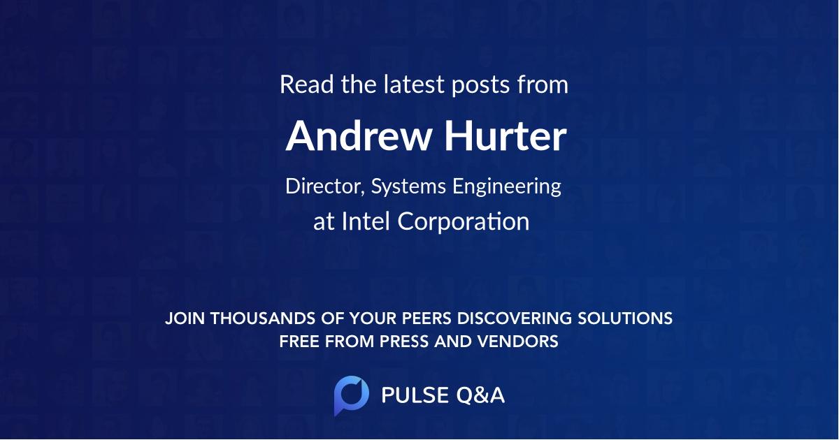 Andrew Hurter
