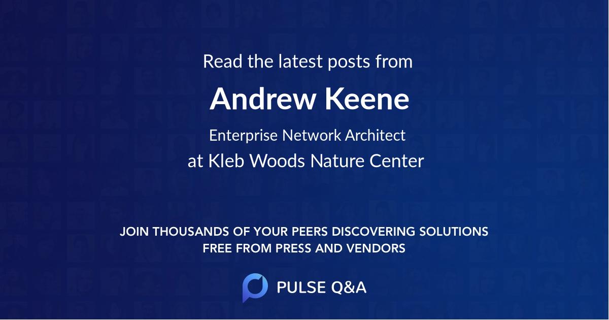 Andrew Keene