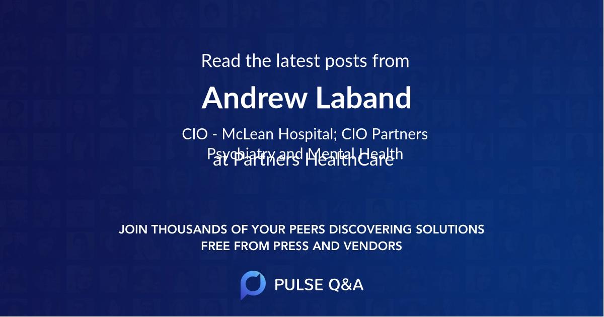 Andrew Laband