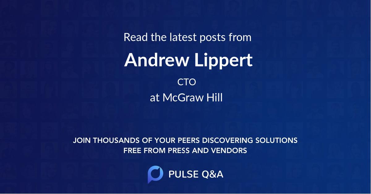 Andrew Lippert