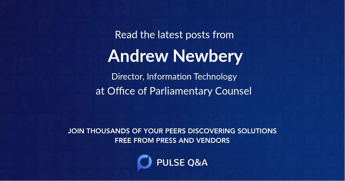 Andrew Newbery