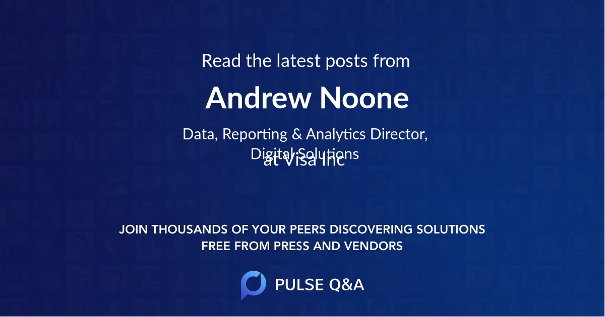 Andrew Noone