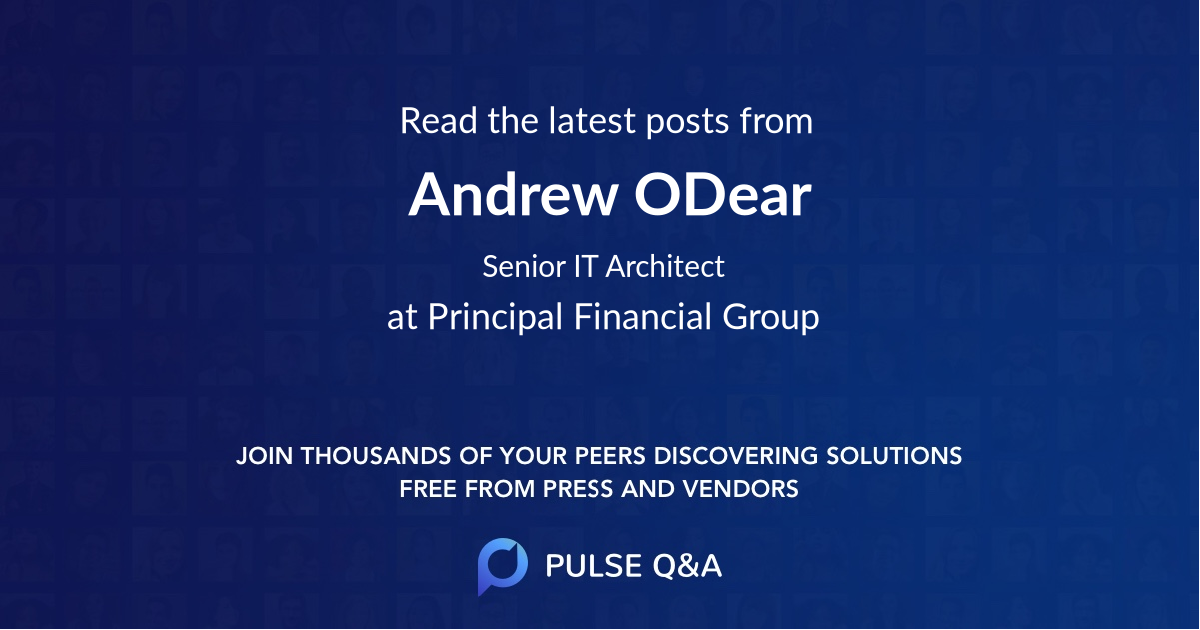 Andrew ODear
