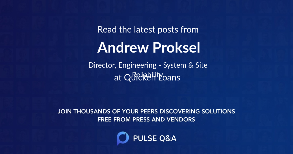Andrew Proksel