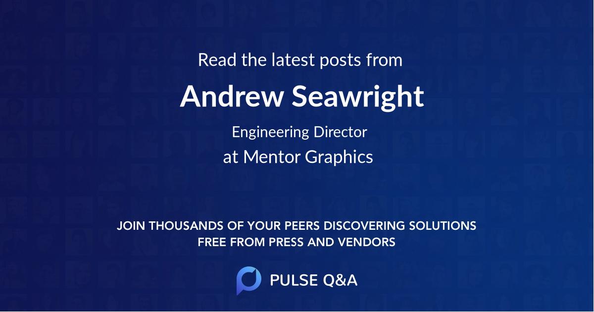 Andrew Seawright