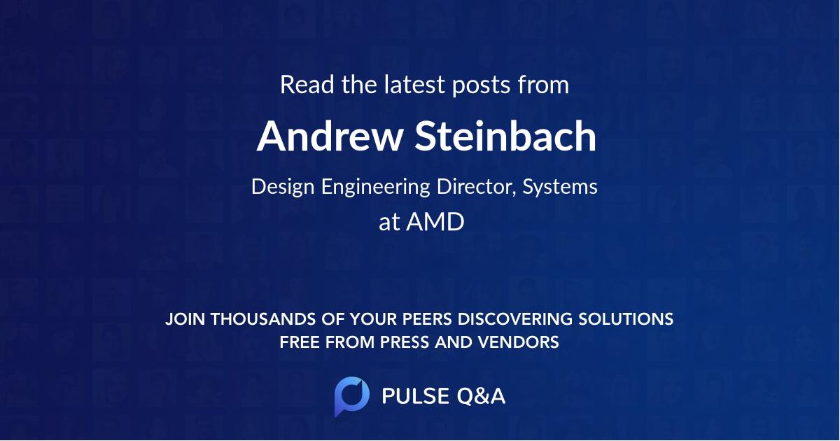 Andrew Steinbach