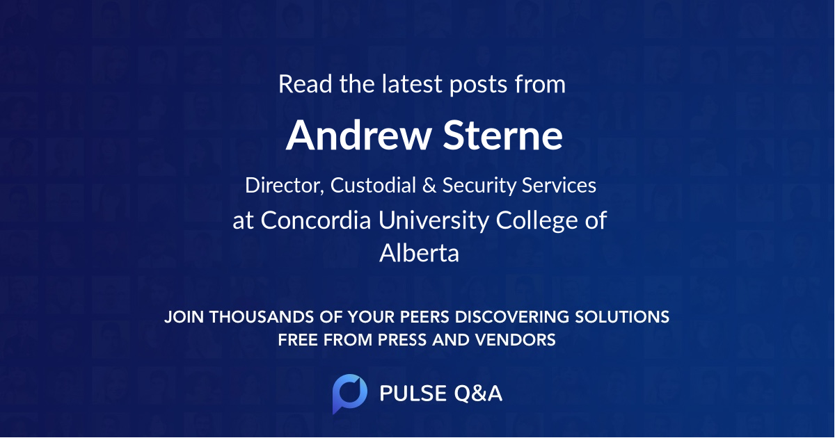 Andrew Sterne