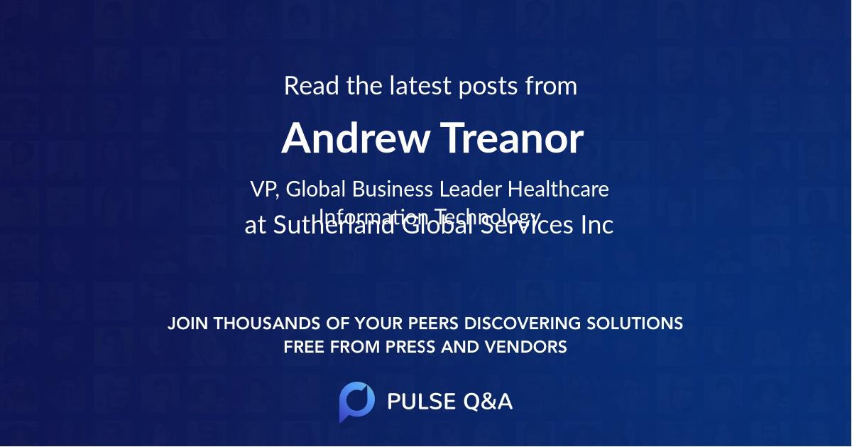 Andrew Treanor