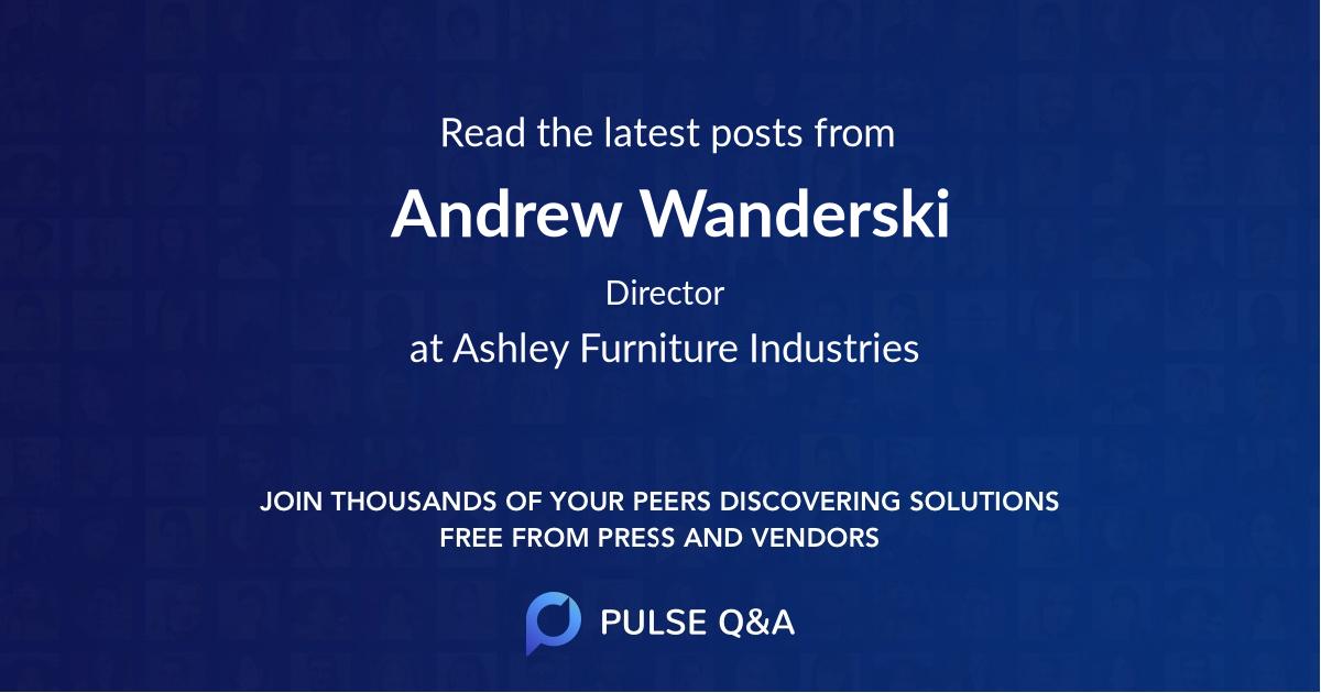 Andrew Wanderski
