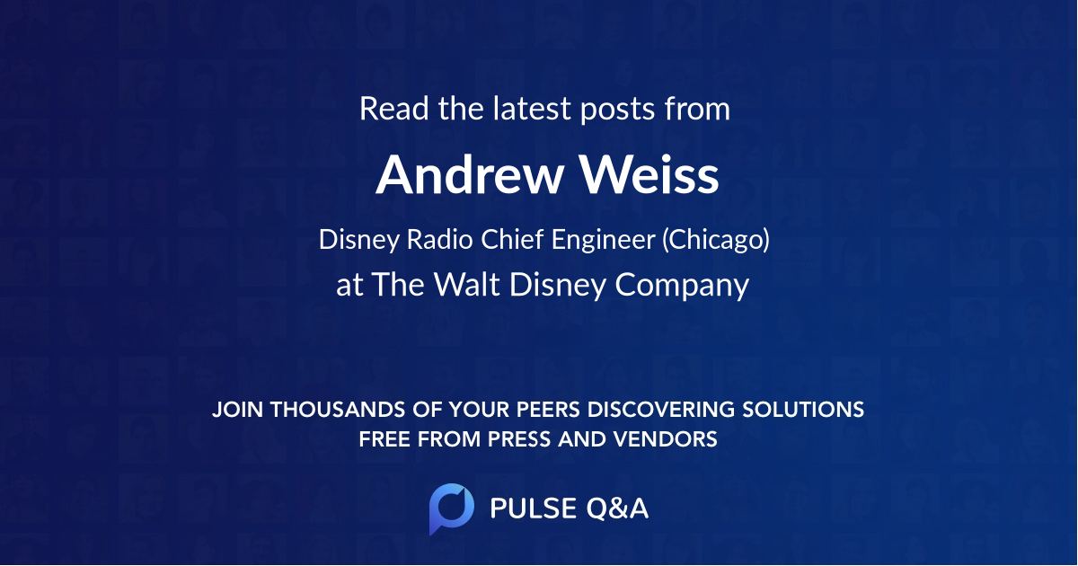 Andrew Weiss