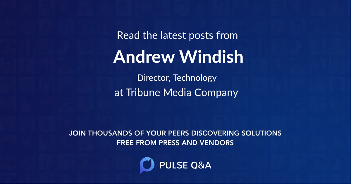 Andrew Windish