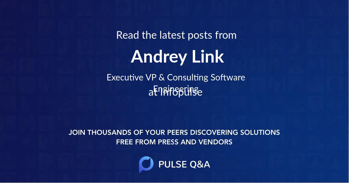 Andrey Link