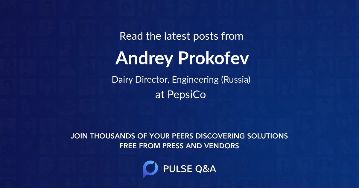 Andrey Prokofev