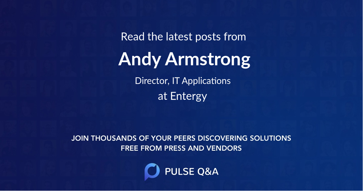 Andy Armstrong