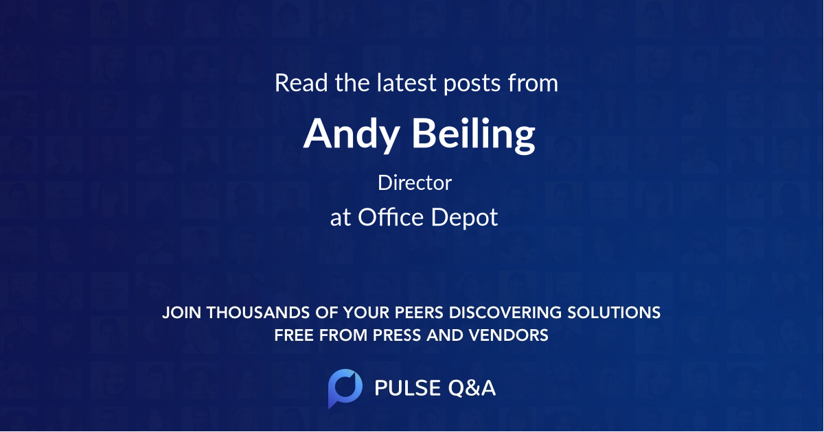 Andy Beiling