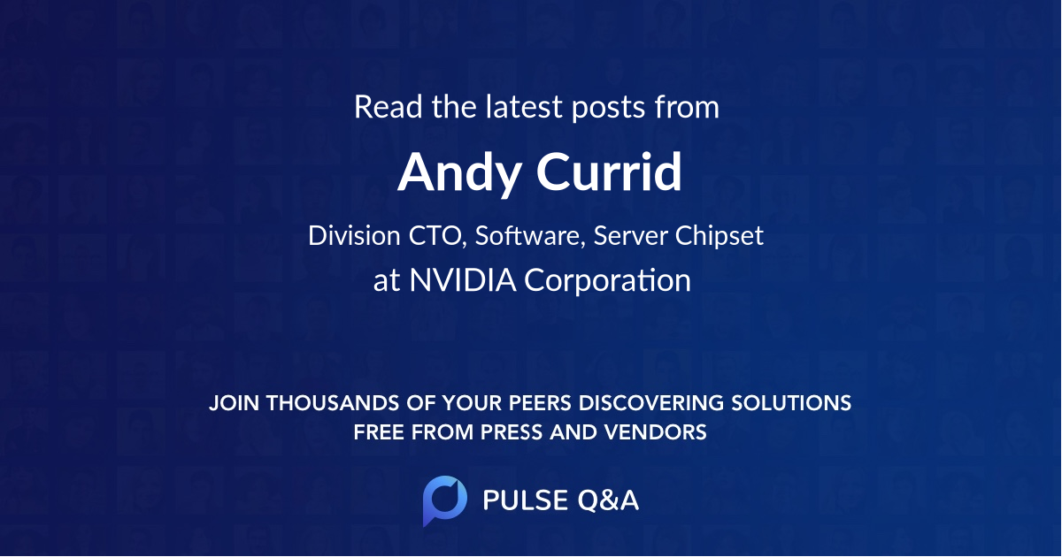 Andy Currid