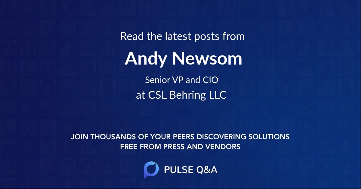 Andy Newsom