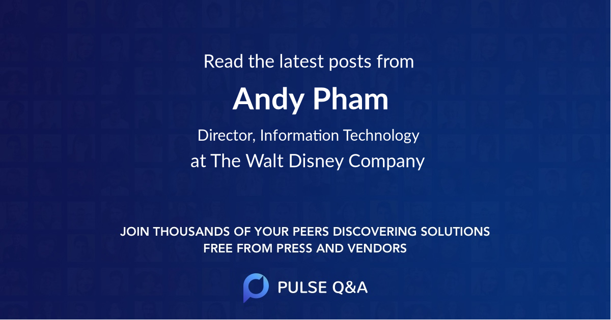 Andy Pham